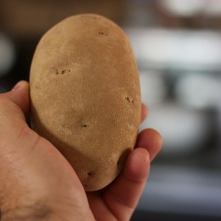 Behold The Mighty Spud