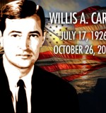 Willis Allison Carto, American, Rest in Peace