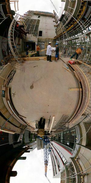 Under Construction 71x142cm