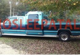1993 Chevy 2500 Extended Sleeper Custom