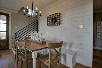 Dining Room | Barn Light Homes | Waco TX