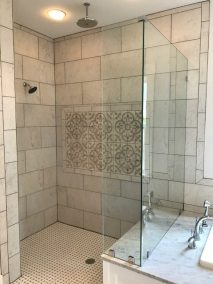Master Shower | Barn Light Homes | Waco TX
