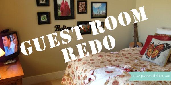 Guest Room Redo