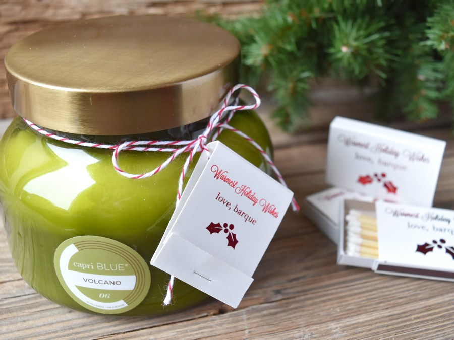 Clever Candle Gift in 3 Easy Steps