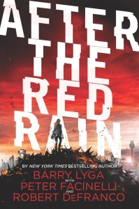 After the Red Rain cover