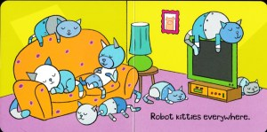 art from Robot Kitties