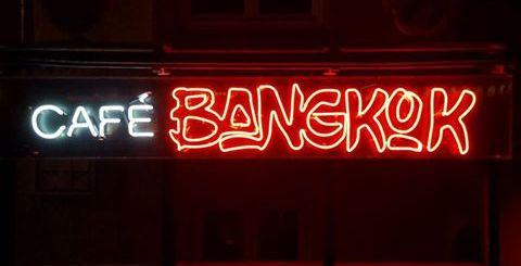 Cafe Bangkok Logo
