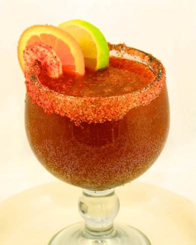 superbowl drink recipe - Michelada