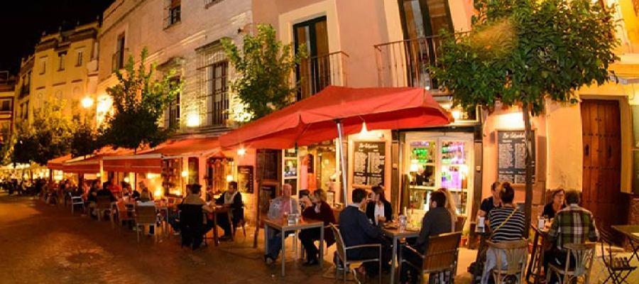 Terrazas de Verano para cenar en Sevilla