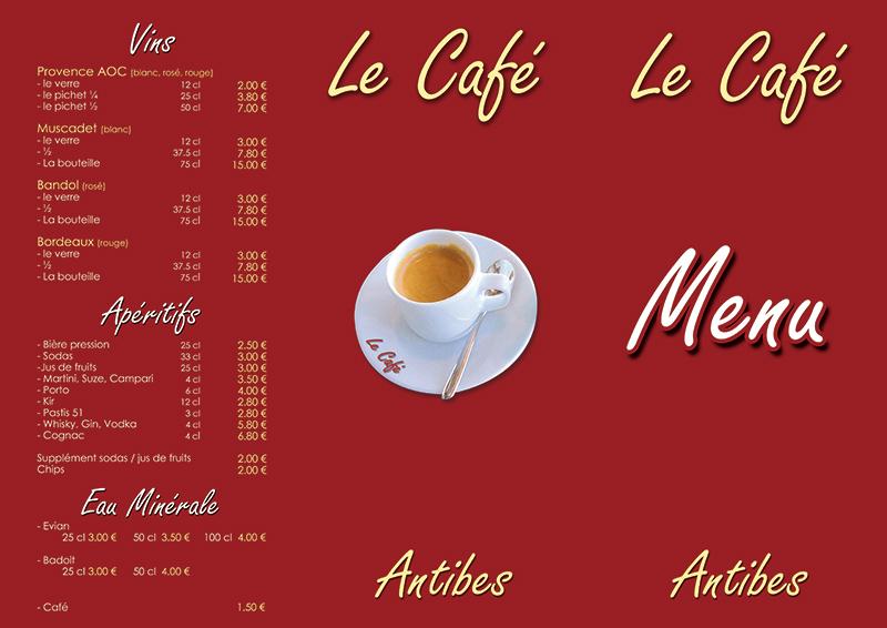 Le Café Antibes Snack