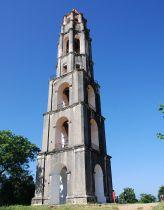 52 Cuba - Trinidad - Valle de los Ingenios - Manaca Iznaga - Tower