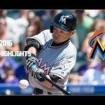Ichiro   2016 Highlights