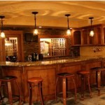 The Basement Social Wet Bar