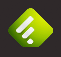 Feedly logo 2013