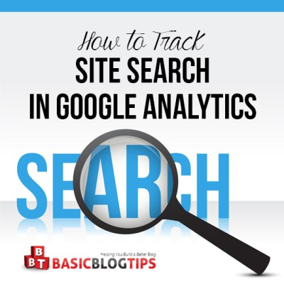 How to Track Site Search in Google Analytics