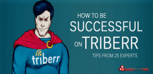 25 Experts Share How to Get More Traction from Triberr [Infographic]
