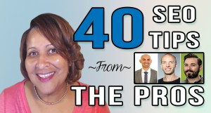 40 SEO Tips from 3 Best SEO Minds – Infographic