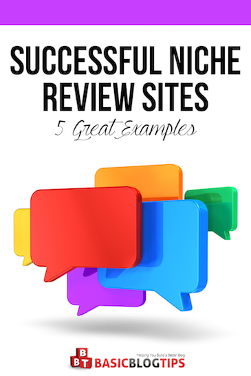 Successful Niche Review Sites - 5 Great Examples