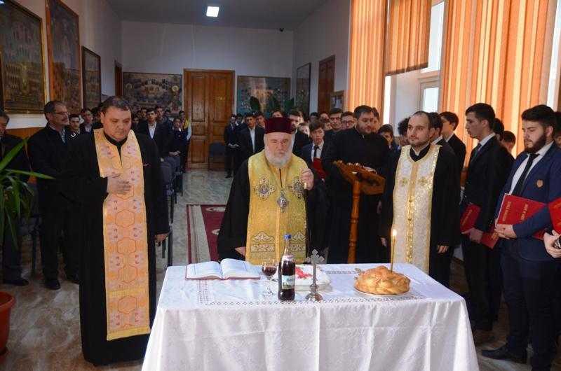 manifestare-eminescu-la-seminarul-teologic-sf