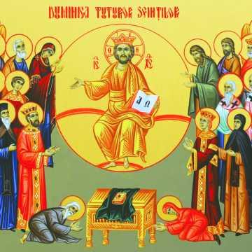 Duminica tuturor sfintilor prel