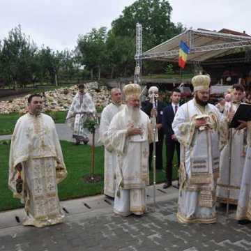 Tarnosirea bisericii din cartierul Porolissum (25)