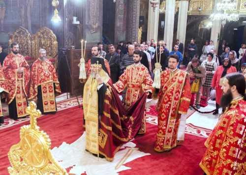 Priveghere Catedrala Patriarhală
