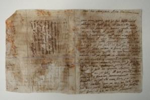 lettre de St Benoît Joseph Labre à ses parents