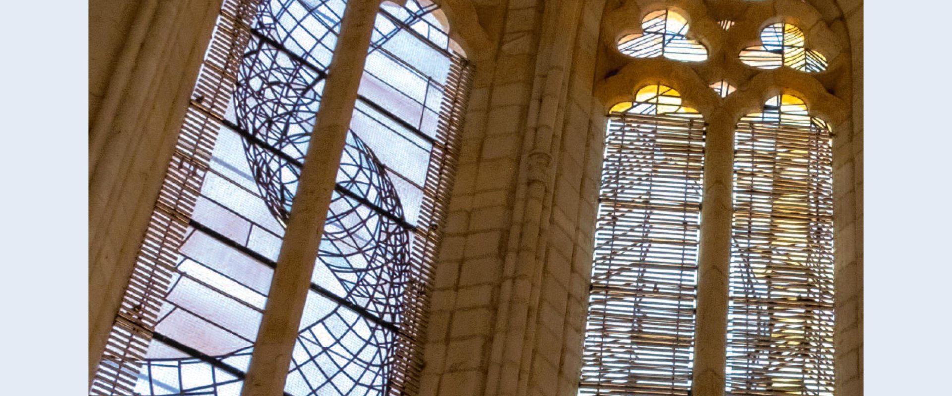 Article du Picton sur les vitraux de la basilique
