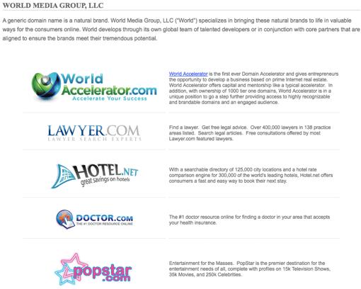 World Media Group LLC