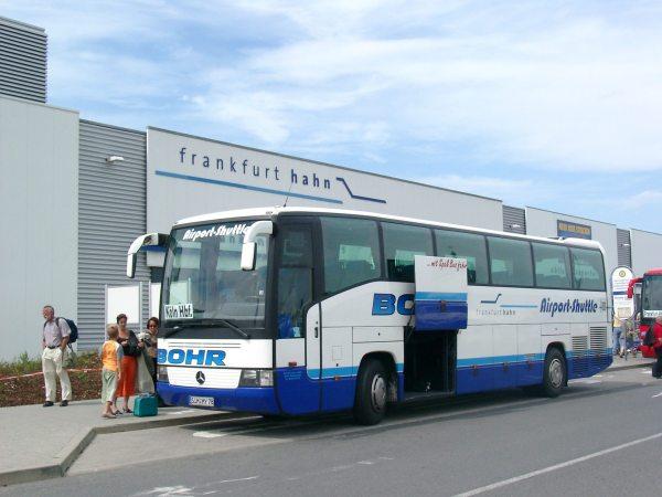 Photo Provided by Frankfurt Hahn Airport