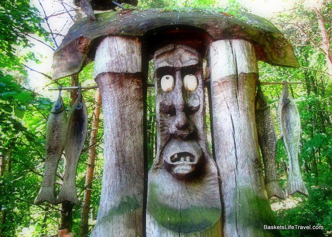 Legends of Witches Hill Lithuania