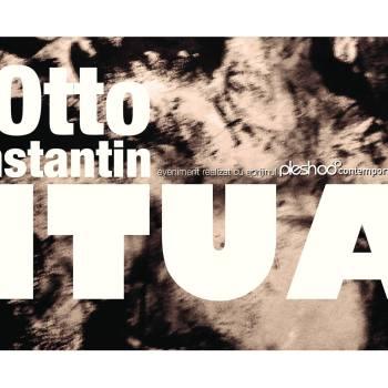 Vernisaj RITUAL | Otto Constantin, 5 martie 2015, Go Art Projects