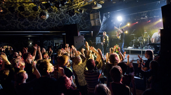 The European Music Conference and Showcase Festival Eurosonic Noorderslag announces first acts for 2013