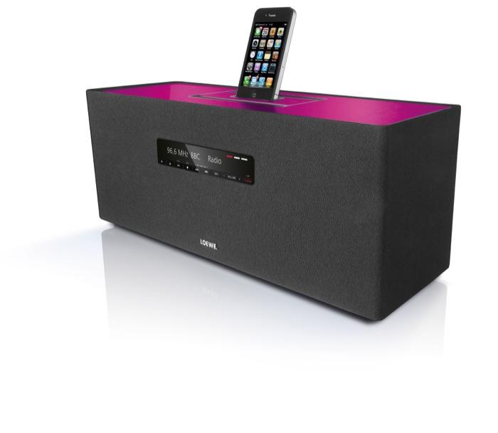 La musica regna sovrana. Nuovi colori per Loewe SoundBox