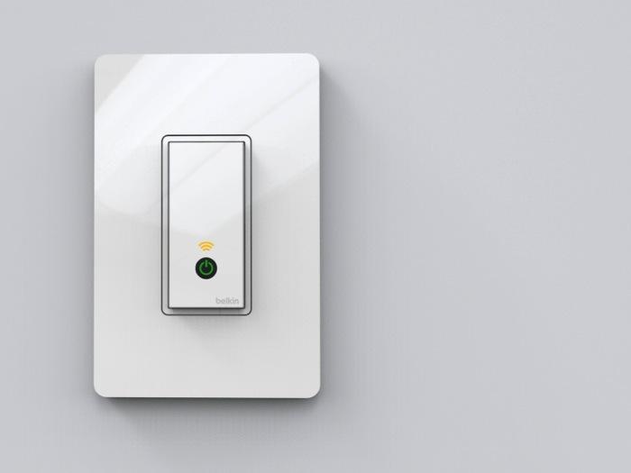 Smart Home: Belkin amplia la gamma di automazione domestica con l'interruttore di luce a distanza WeMo