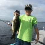 Southall Family Fishes Lake Toho