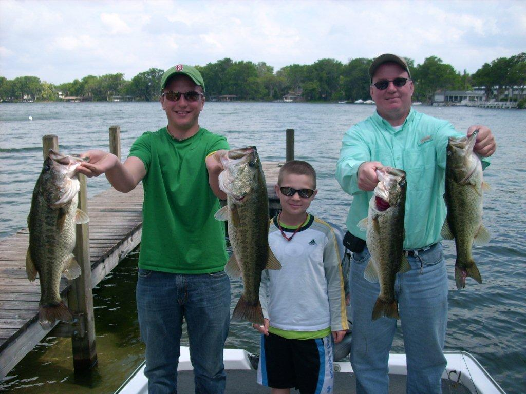 Butler chain of lakes orlando bass fishing guide for Bass fishing orlando