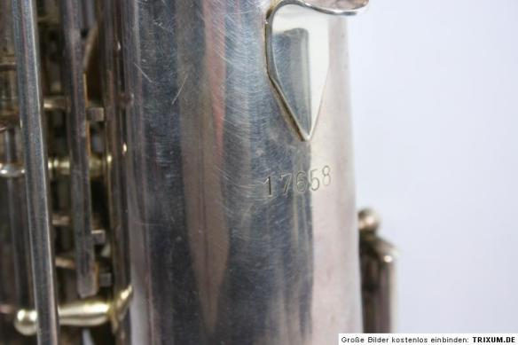 saxophone, serial number, thumb rest, how to buy a used saxophone