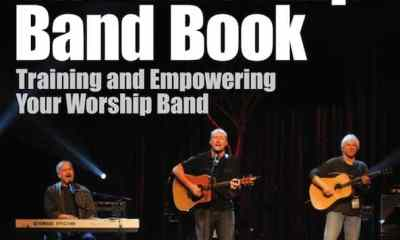 Hal Leonard Publishes The Worship Band Book