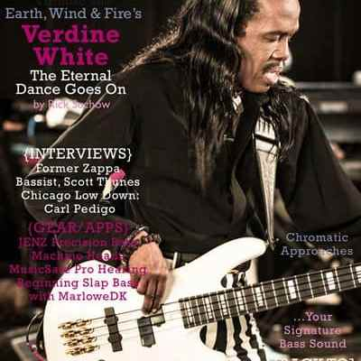09-2013-Bass Musician Magazine - Verdine White-small