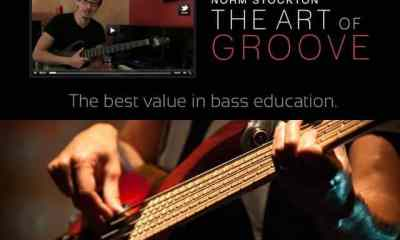 Norm Stockton's Art of Groove Instructional Website