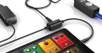 Charge While Playing -  Checkout IK Multimedia's iRig PowerBridge