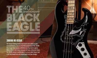 Review - Ibanez 2609B Black Eagle 4-String Bass