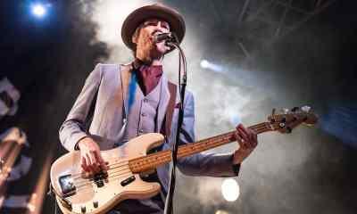 Rick Barrio Dill-Bass Musician magazine - 1