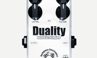 Darkglass Electronics Duality Fuzz Engine