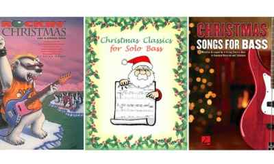 Holiday Music for Bass