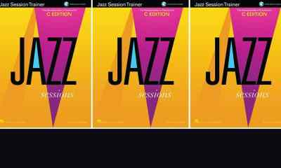 Review - Hal Leonard Jazz Session Trainer Series Jazz Session C Edition