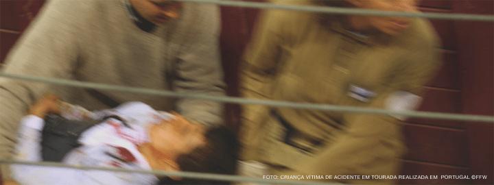 Participação de menores em touradas viola os Direitos Humanos