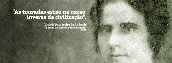 Dia da Mulher – Vitória Pais Freire de Andrade