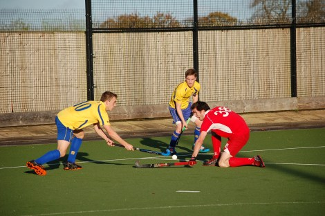 The Men's 2s Hockey team are favourite for the cup according to Club Chairman Freddie Everett